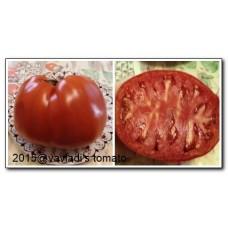 томат 700-граммовые