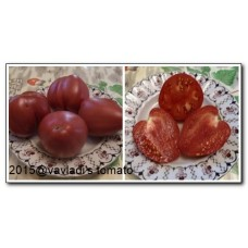томат Oxheart Red Heirloom (Бычье сердце красное семейное)