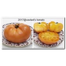 томат Apricot Brandywine (Брендивайн абрикосовый)