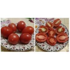 томат Крымская сливка розовая (krymskaya slivka rozovaya)